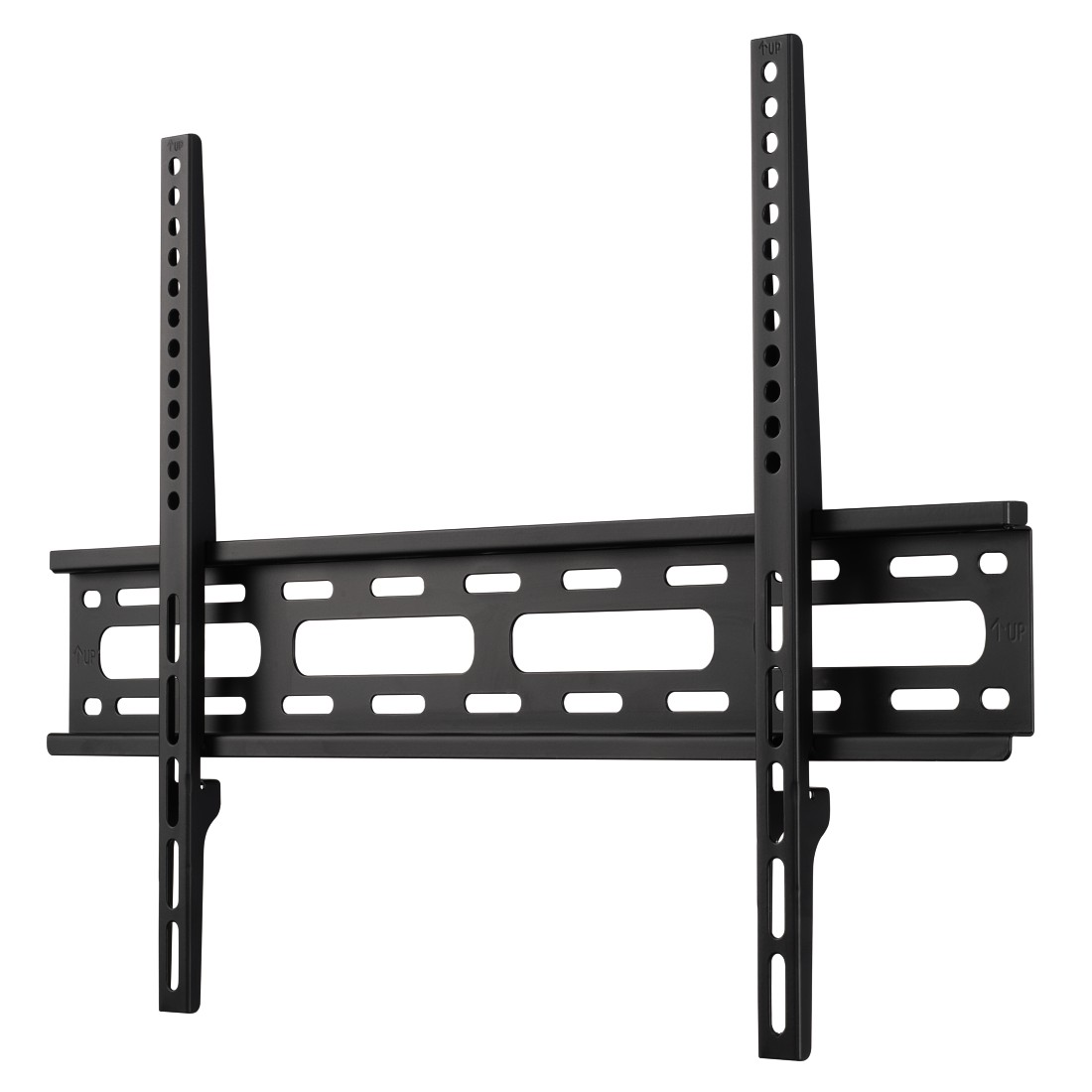 "Hama Fix TV Wall Bracket 1 star XL 165 cm (65"") Black"