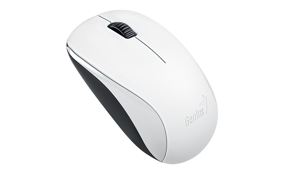 Genius NX-7000 BlueEye White
