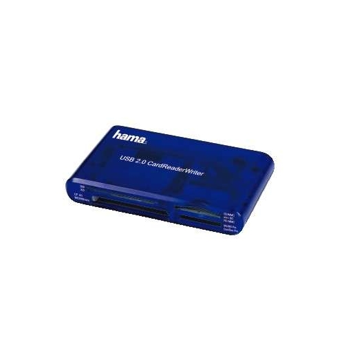 Hama All in One USB 2.0 35in1 Multicard Reader