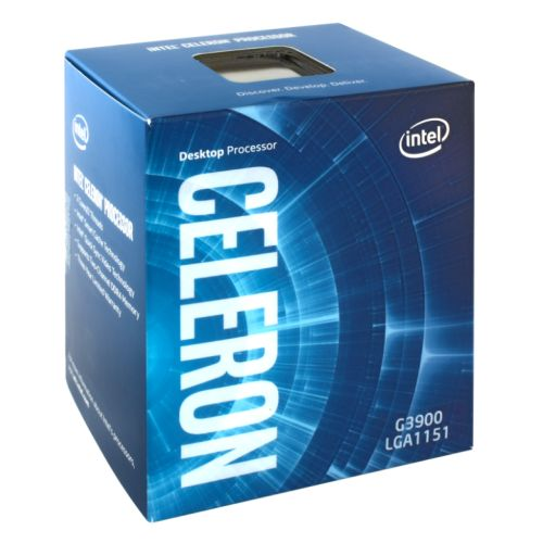 Intel Celeron G3900 2800MHz 2MB LGA1151 Box
