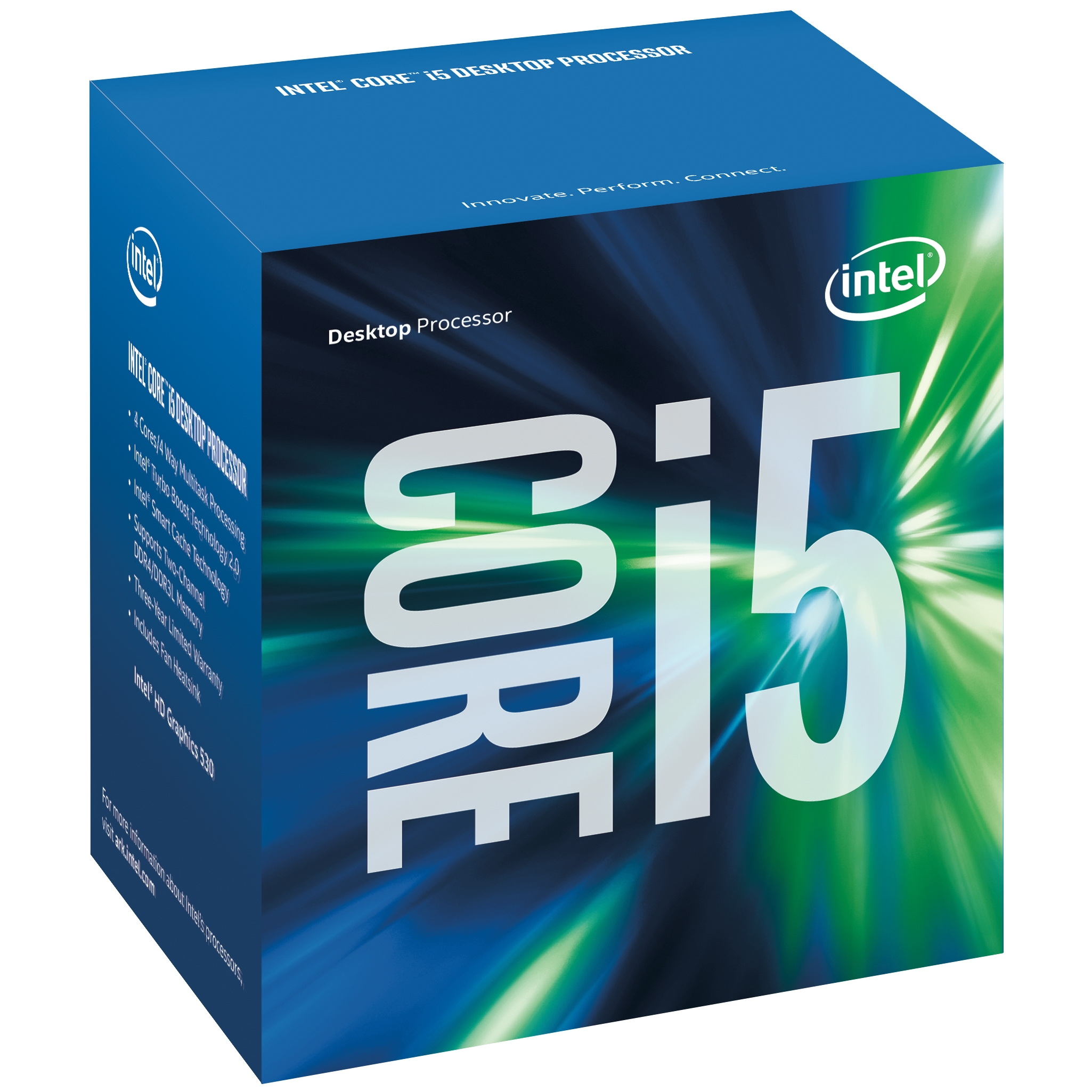 Intel Core i5-6600 3300MHz 6MB LGA1151 Box