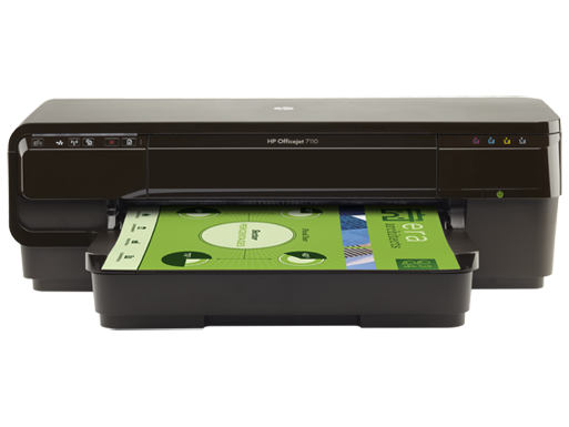 HP Officejet 7110 Wide Format (CR768A) wireless tintasugaras nyomtató