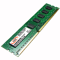 CSX 4GB DDR3 1333MHz Kit(2x2GB)