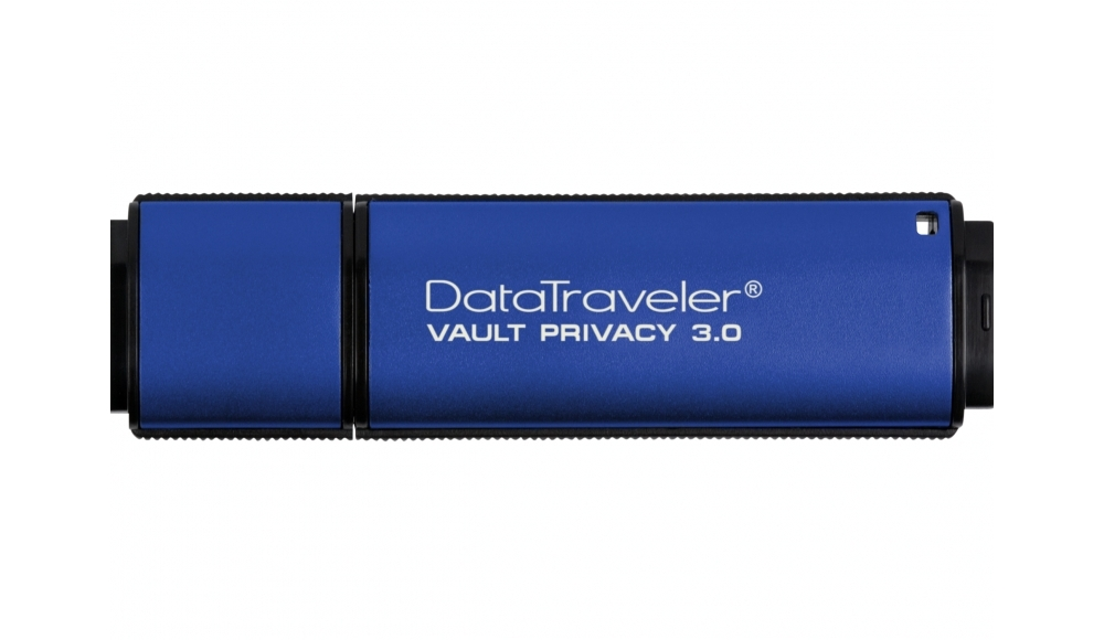 Kingston 8GB DTVP30 USB3.0 Blue