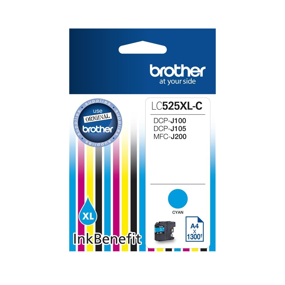 Brother LC-525XL-C Cyan