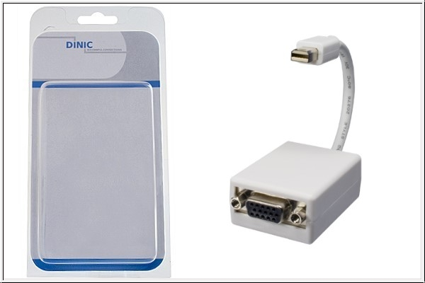 Dinic Mini DisplayPort - VGA adapter