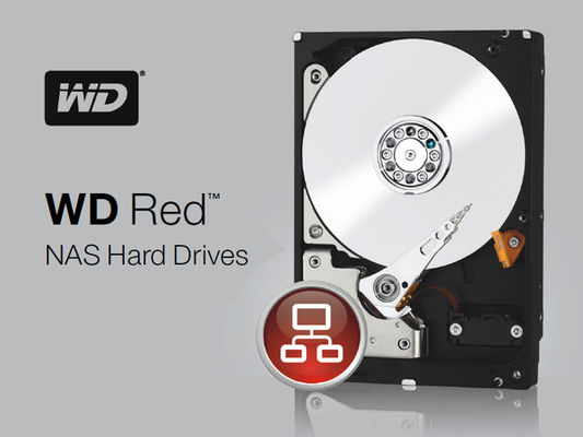Western Digital 1TB IntelliPower SATA-600 64MB Red WD10EFRX