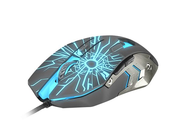 FURY Gladiator gaming Black