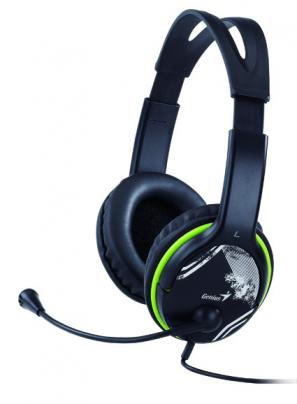 Genius HS-400A Headset Black