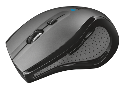 Trust Maxtrack Bluetooth mouse Black