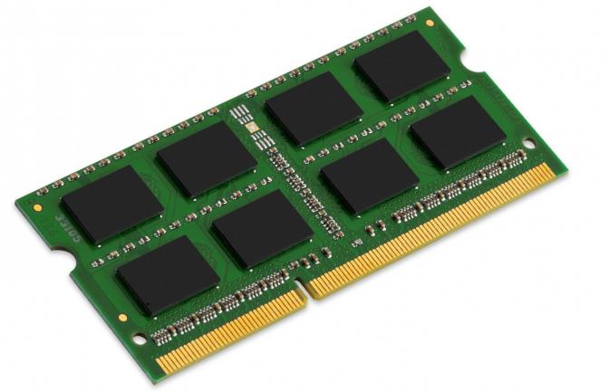Kingston 4GB DDR3L 1600MHz SODIMM