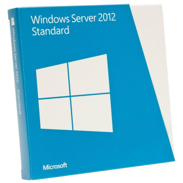 Microsoft Windows Server Standard 2012 R2 64Bit HU 1pk DSP OEI DVD 2CPU/2VM