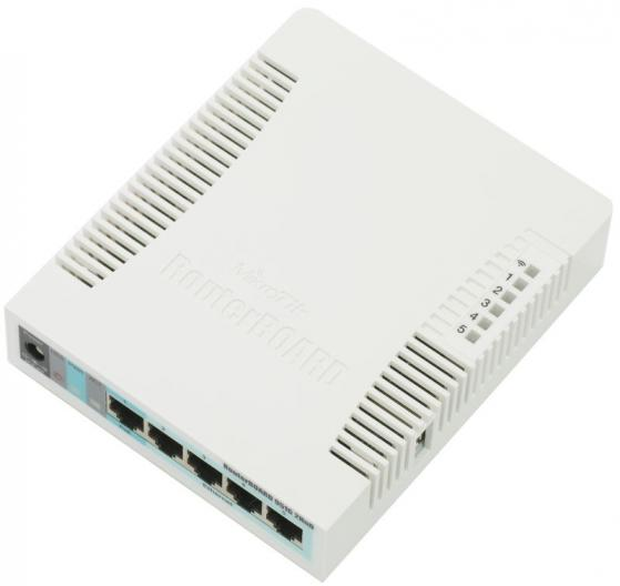 Mikrotik Routerboard RB951G-2HND Router