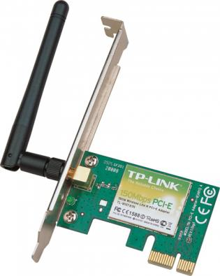 TP-Link TL-WN781ND 150M Wireless PCI-E kártya