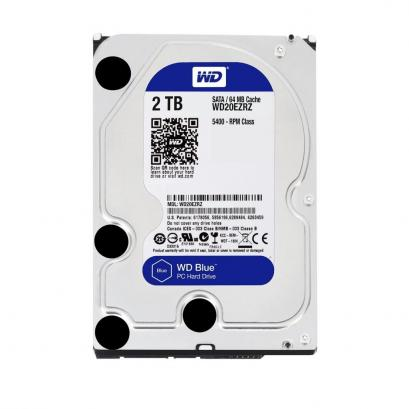 Western Digital 2TB 5400rpm SATA-600 64MB Blue WD20EZRZ