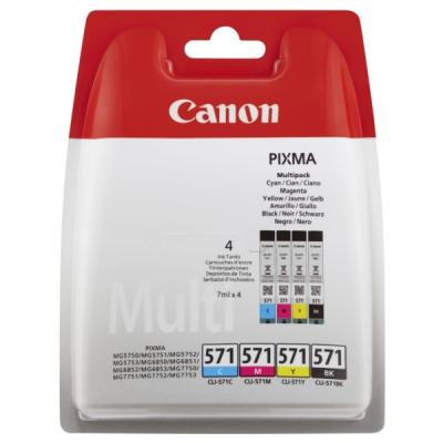 Canon CLI-571 Color Multipack