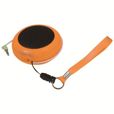 Logilink Portable MP3 Speakers Orange