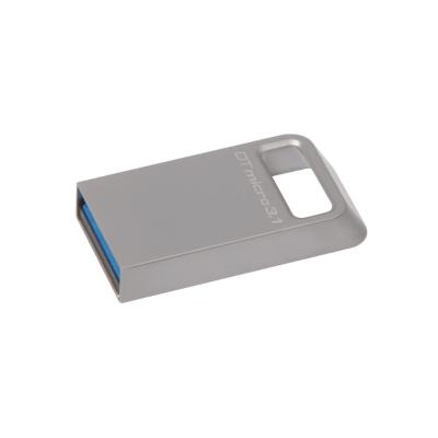 Kingston 128GB DT micro USB3.1 Silver