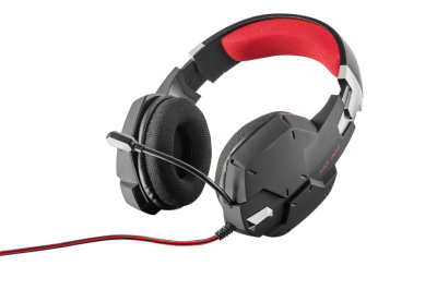 Trust GXT 322 Dynamic Gamer Headset Black