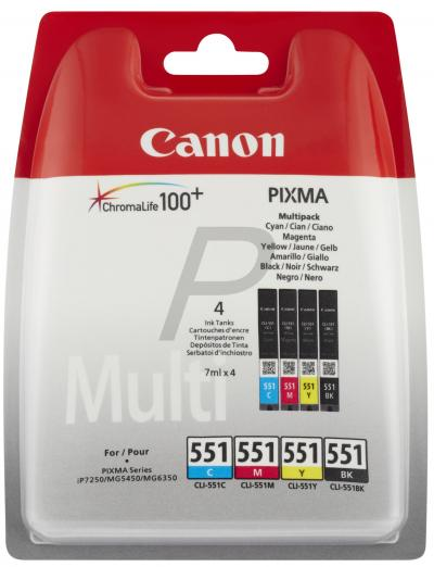 Canon CLI-551 Color Multipack