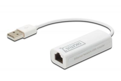 Digitus DN-10050-1 10/100Mbps Network USB Adapter