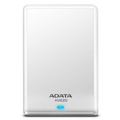 "A-Data 2TB 2,5"" HV620S USB3.1 White"