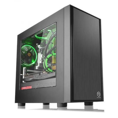 Thermaltake Versa H17 Window Black
