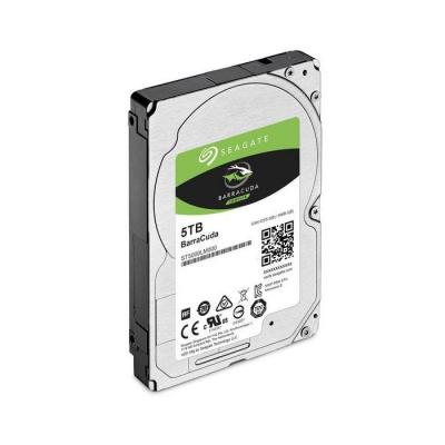 "Seagate 5TB 5400rpm SATA-600 2,5"" 128MB 15mm BarraCuda ST5000LM000"