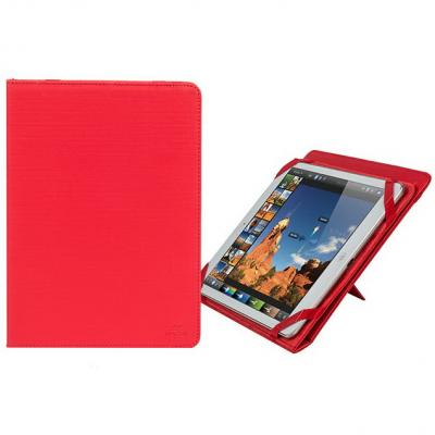"""RivaCase 3217 Gatwick kick-stand tablet folio 10,1"""" Red"""