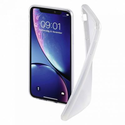 Hama Crystal Clear Cover for Apple iPhone XR Transparent
