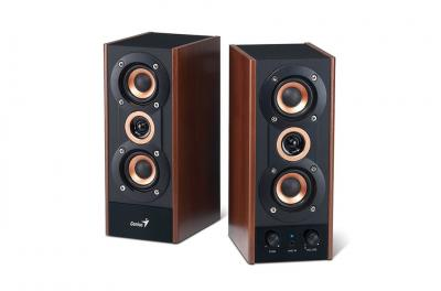Genius SP-HF800A II 2.0 hangfal Wood