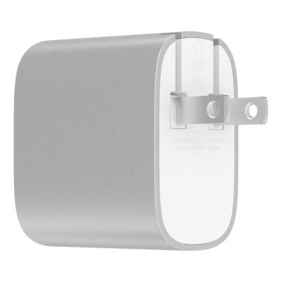 Belkin Boost Charger USB-C Home Charger 27W Silver