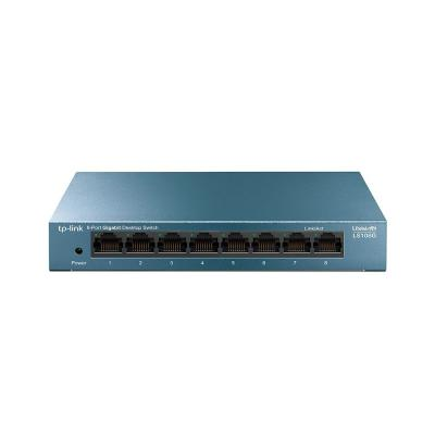 TP-Link LS108G LiteWave 8-Port Gigabit Desktop Switch