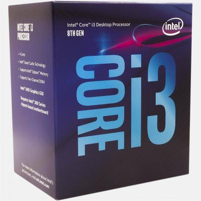 Intel Core i3-8100 3600MHz 6MB LGA1151 Box