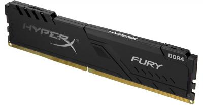 Kingston 8GB DDR4 2400MHz HyperX Fury Black Series