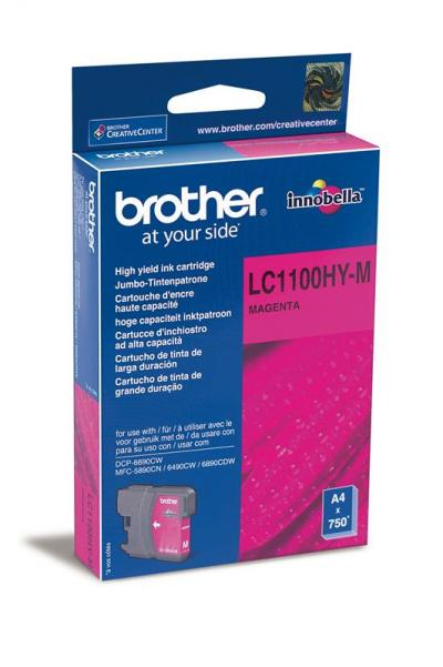 Brother LC1100HYM Magenta