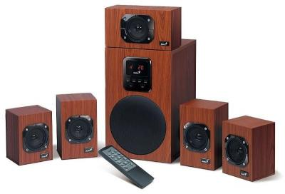 Genius SW-HF5.1 4800 II Wood