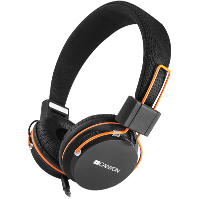Canyon CNE-CHP2 Headset Black