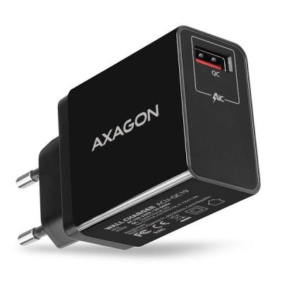 AXAGON ACU-QC19 Wall Charger Quick Charger 3.0 19W Black