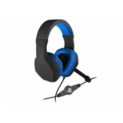Natec Genesis Argon 200 Gamer Headset Black/Blue
