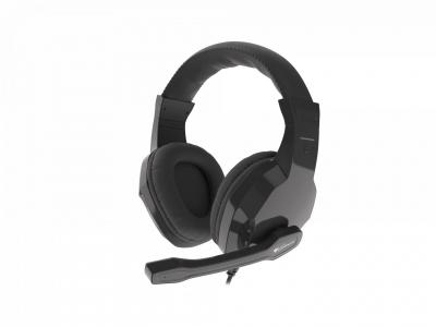 Natec Genesis Argon 100 Gamer Headset Black