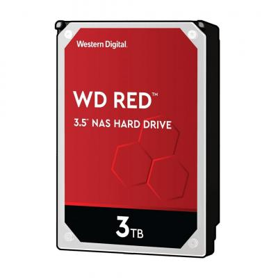 Western Digital 3TB 5400rpm SATA-600 256MB Red WD30EFAX