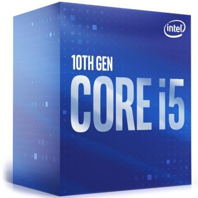 Intel Core i5-10400 2900MHz 12MB LGA1200 Box