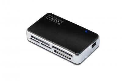 Digitus Card Reader USB 2.0, All-in-One