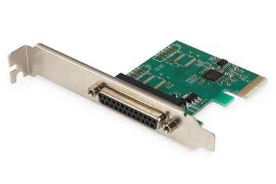 Digitus Parallel I/O PCIexpress Add-On card