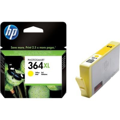 HP CB325EE (364XL) Yellow tintapatron