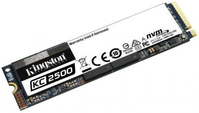 Kingston 2TB M.2 2280 NVMe KC2500
