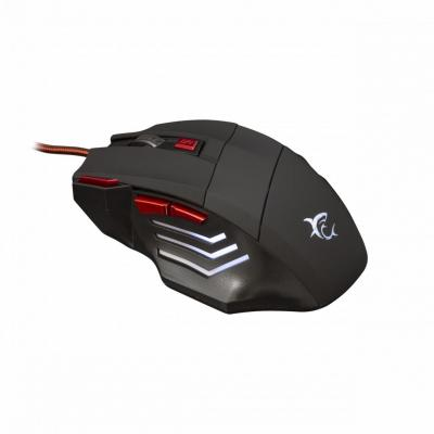 White Shark GM-5005 Marcus 2 Gaming mouse Black
