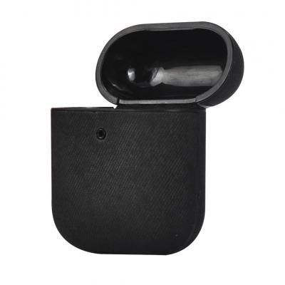 TERRATEC AIR Box Apple AirPods Protection Case Fabric Black