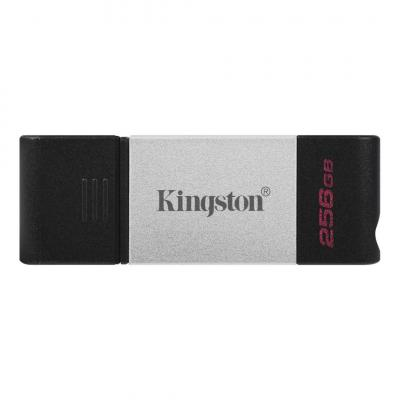 Kingston 256GB DataTraveler 80 Black